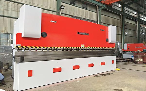 上海WC67K-400T/6000数控液压板料折弯机