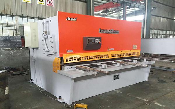 QC12Y液压剪板机