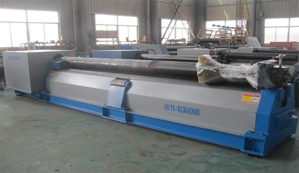 W11-10X4000机械卷板机