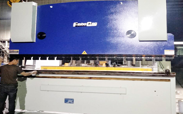 液压板料折弯机