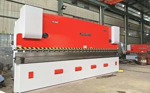 苏州WC67K-400T/6000数控液压板料折弯机