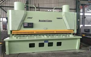 QC11K重型钢构专业剪板机