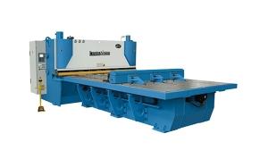 上海QC11K-4x2500数控液压闸式剪板机