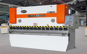 WC67K100T/3200电液伺服数控折弯机