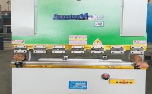 南京液压折弯机